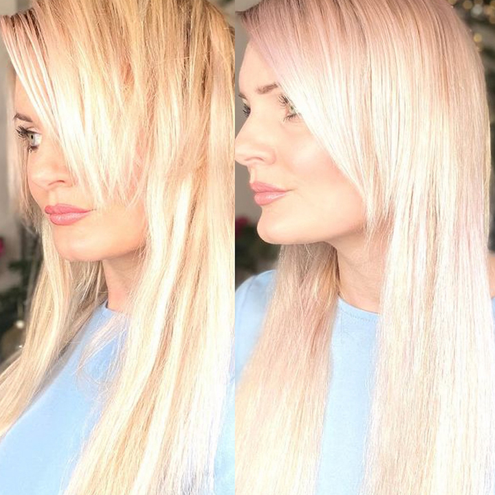 blond hair kimagestyle haarextensions